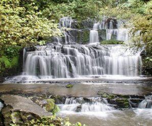 Waterfalls in Uttarakhand