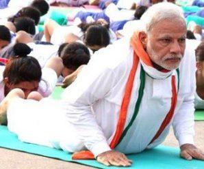 PM Modi Will Launch 'Fit India Movement'