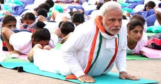 PM Modi Will Launch Fit India Movement
