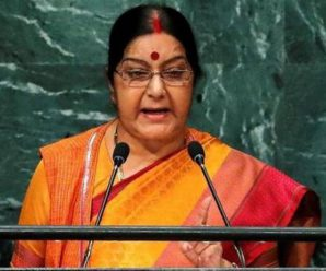 Another black day in India's politics, former Foreign Minister Sushma Swaraj passed away
