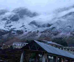 Uttarakhand May Change Weather patterns from this week, heavy Snowfall Alert in four Districts.