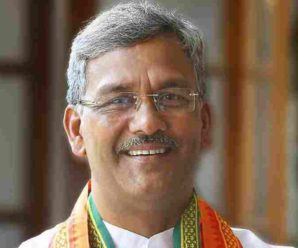 Chief Minister Trivendra Singh Rawat appealed to the people of the state …