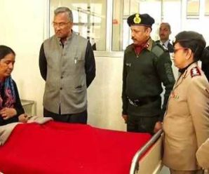 Chief Minister Trivendra Singh Rawat knew the condition of missing jawan Rajendra Singh's wife, said- the government is making every effort to search…
