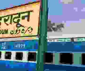 From June 1 Trains will be operational in Dehradun railway station…