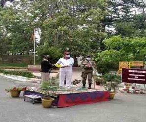 250 corona warriors honored in military hospital…
