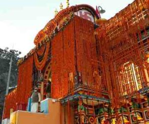 Governor Mahamahi Baby Rani Maurya reached Badrinath Dham on Monday and saw Lord Badarvishal.