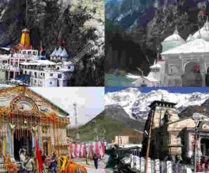Chardham Yatra started for the devotees of Uttarakhand ….