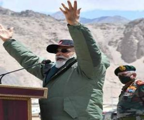 PM Modi said the era of expansionism is over, this is the time of development ….