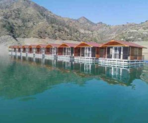 Master plan for grooming Tehri lake is ready…