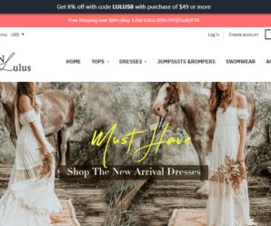 Fashionlulus.com Review: legit or scam store? Scam alert!![Fashionlulus Review-sept 2020]