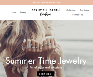 Beautifulearthboutique.com Review: beautiful earth boutique store scam or legit?