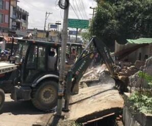 The time till October 22 has been given to remove 64 encroachments from Tyagi Road.