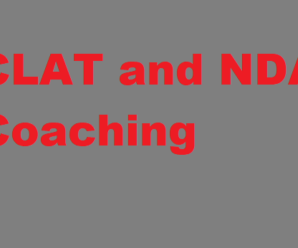Education Department will give coaching of CLAT and NDA to students.