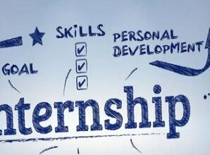 The duration of the internship can be from eight weeks to one year.