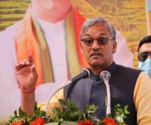 CM Trivendra Rawat: – Uttarakhand government's budget session from March 1 in non-military, CM praised the budget of the Center