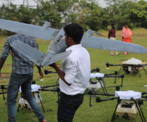 Drones from Indian firm aid rescue ops in Uttarakhand.