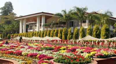 From March 13 to 14, the Raj Bhavan will be transformed into a unique floral wonderland.