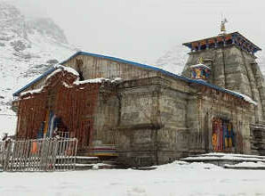 Uttarakhand Weather: Two hours of rain in Dehradun in the early hours today as well as snowfall in Kedarnath.