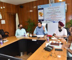Chief Minister Pushkar Singh Dhami launched Uttarakhand Earthquake Alert App.