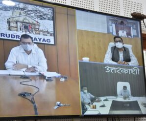 Chief Minister Dhami said, there should be no problem for the devotees and tourists, orders were given to the officials.