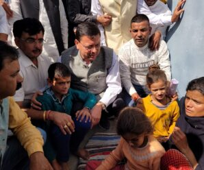 Chief Minister Pushkar Singh Dhami took stock of the situation in the disaster-affected district Champawat today.